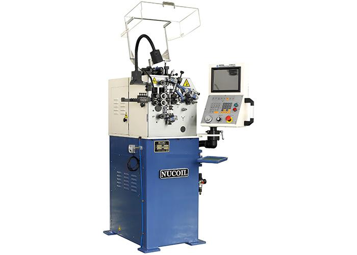 دستگاه فنر CNC