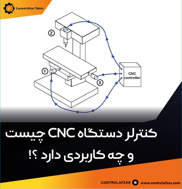 کنترلر دستگاه CNC سیستم حلقه باز (open loop)
